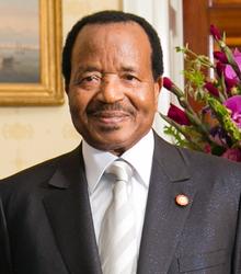 Biographie de Paul Biya, président de la République du Cameroun